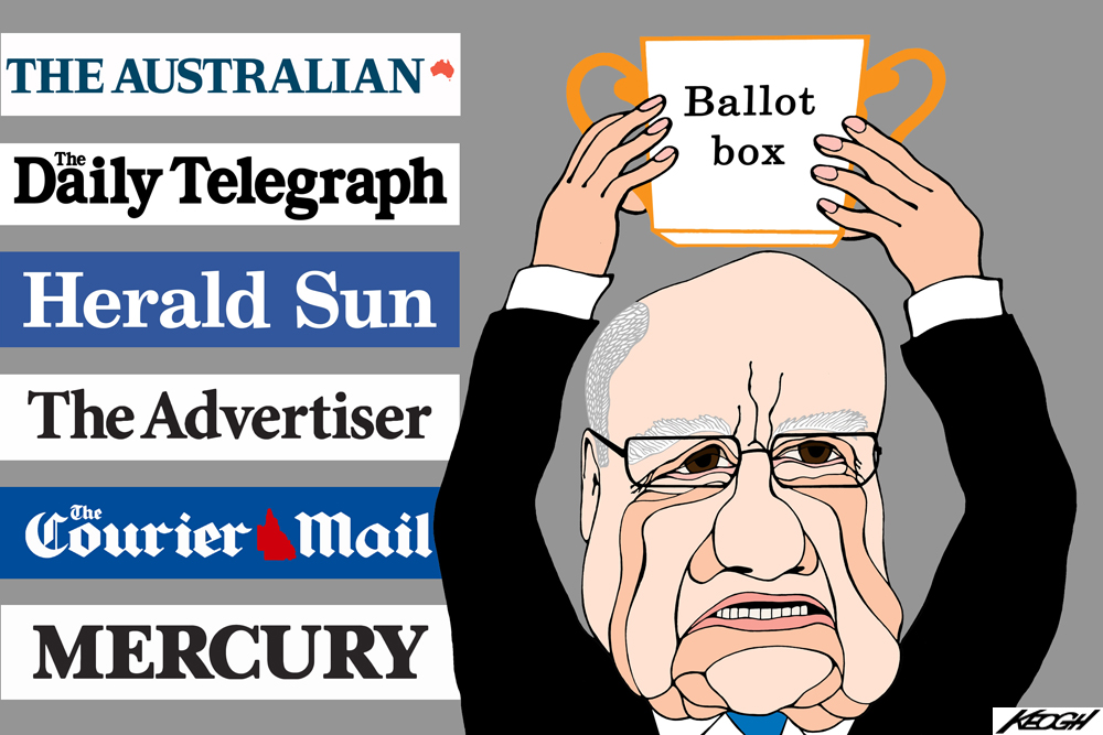 Is News Corp still paying zero tax?