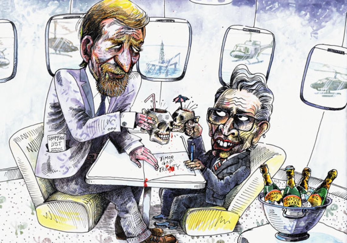 Companion to East Timor – Gareth Evans and the Responsibility to Protect East Timor