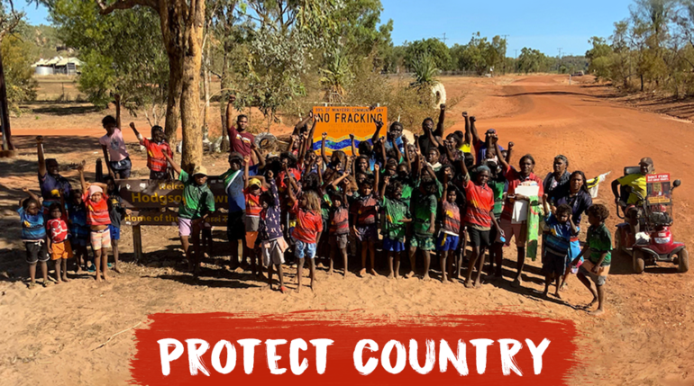 Stand with Traditional Owners to Protect Country – GetUp!