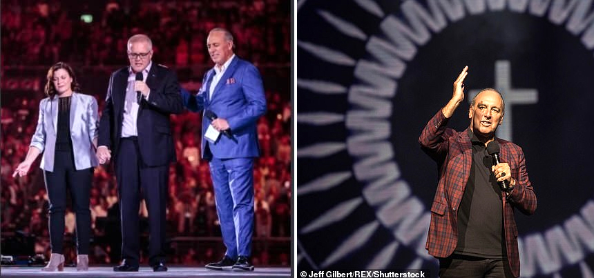 Taxpayers support lavish Hillsong lifestyle