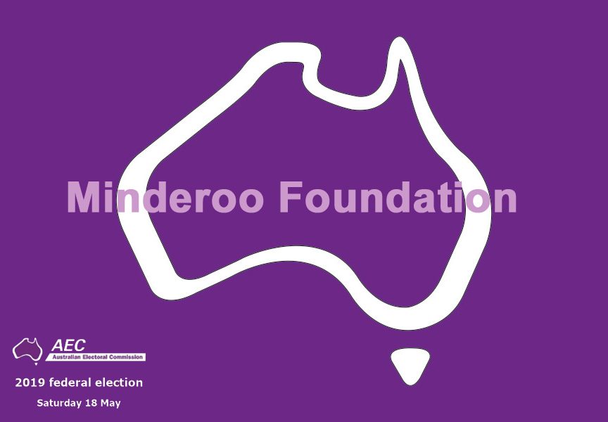 Twiggy's Minderoo Foundation registered with the Australian Electoral Commission as a political campaigner
