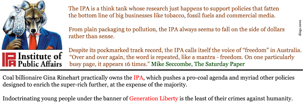IPA's Generation Liberty – Do you love Liberty, Capitalism & awesome merch?