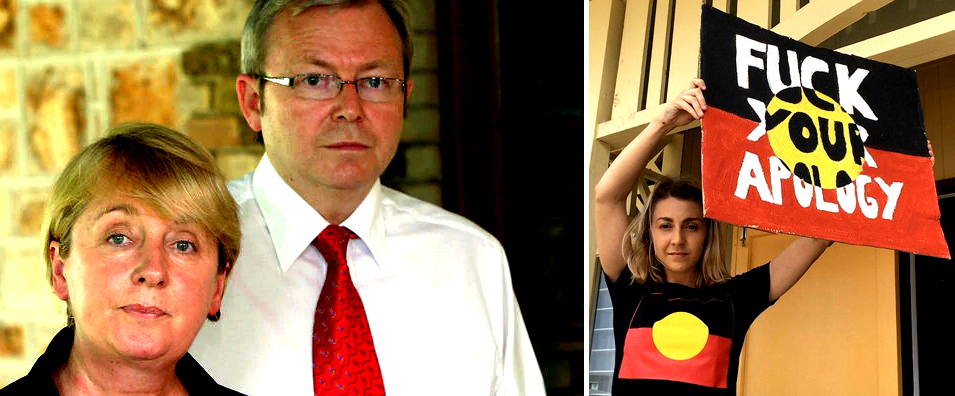 OPINION: How Kevin Rudd and Jenny Macklin created another stolen generation – Padraic Gibson