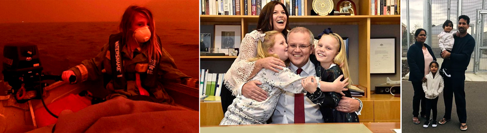 Australian PM Scott Morrison – Undermining democracy with a politically compliant mass media – Ronni Salt